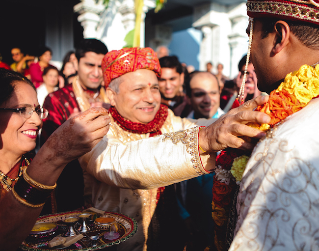 Baraat (Gautam and his father)