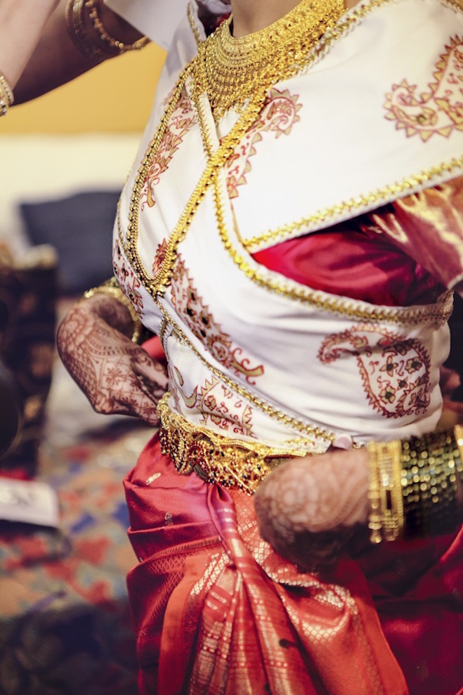 Shringar (Pooja Sari)