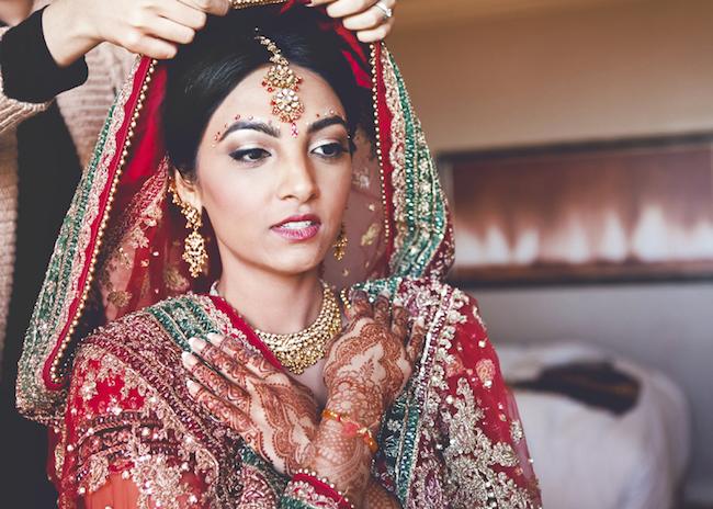 Shringar (Meera veil)